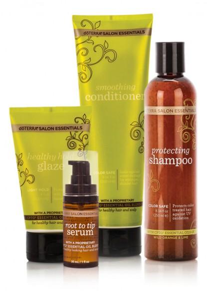 doTERRA Salon Essentials Haarpflegesystem