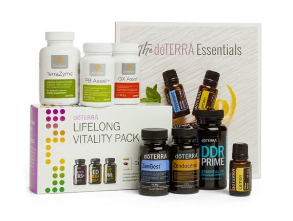 doTERRA Cleanse & Restore Kit (DETOX Kit)