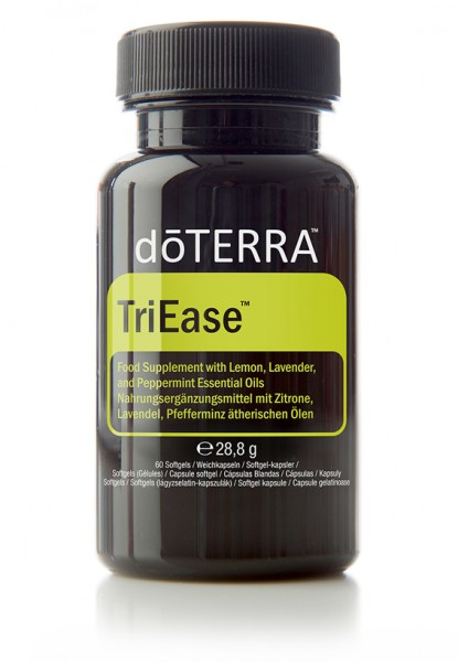 doTERRA TriEase Softgels