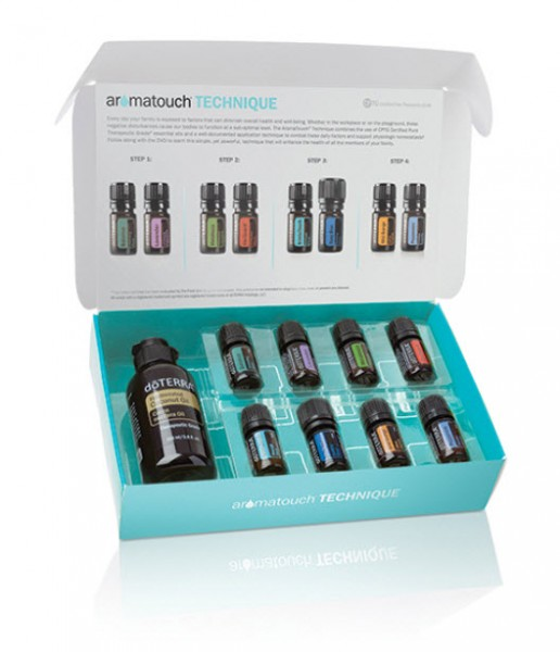 AromaTouch Technique Kit