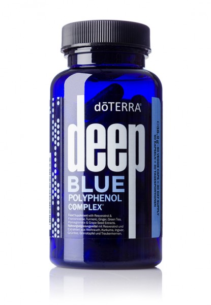 doTERRA Deep Blue Polyphenolkomplex